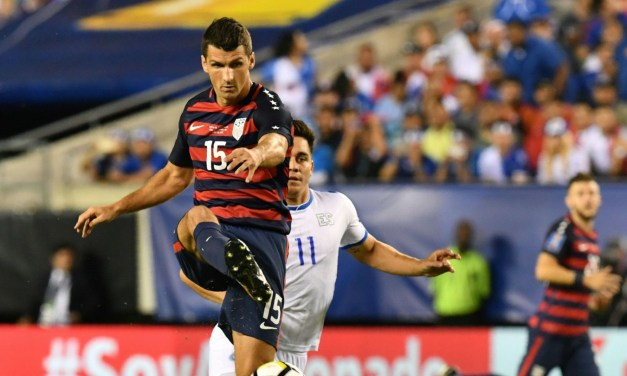 Former UNC Soccer Star Eric Lichaj Added to U.S. National Team Roster For Match vs. Paraguay in Cary