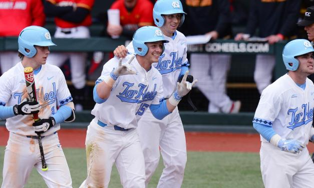 Tar Heels Stay Hot Offensively in 13-1 Rout Over Maryland