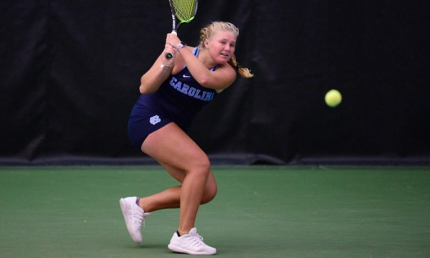 UNC Women's Tennis Powers Past Virginia Tech For 7-0 Sweep
