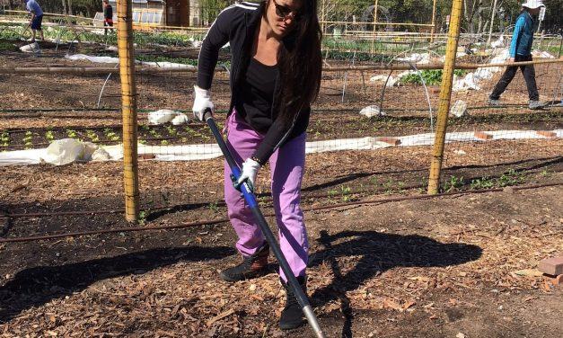 Tu for Two: Gardening for Good