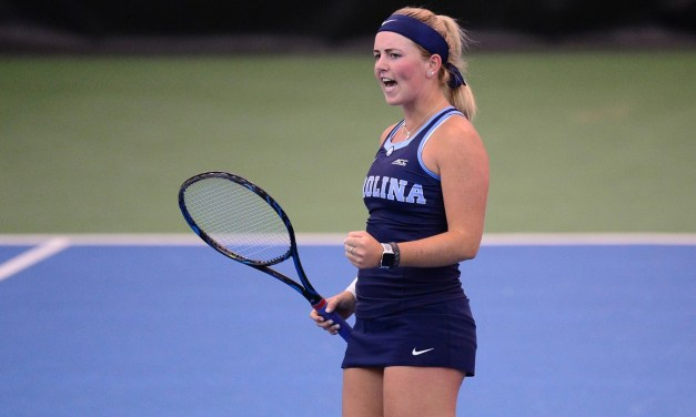 Women's Tennis: Top-Ranked Tar Heels Pick Up 5-2 Victory Over No. 19 Wake Forest