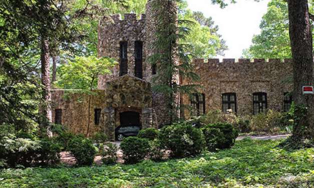Local Lore: Gimghoul Castle