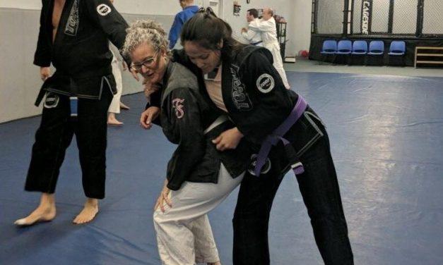 Tu for Two: Penny Tries Jiu-Jitsu