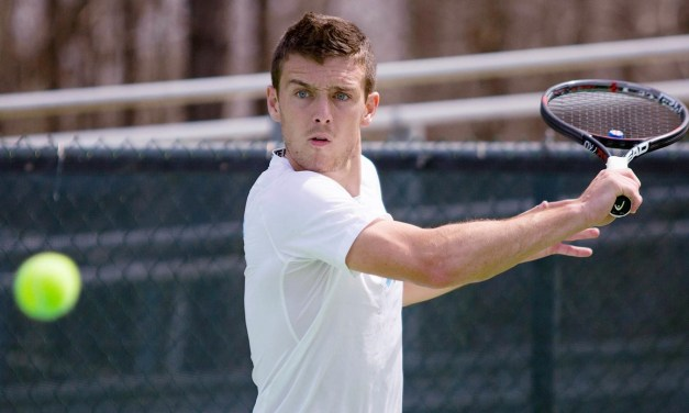 UNC Men's Tennis Chalks Up Victory Against Virginia