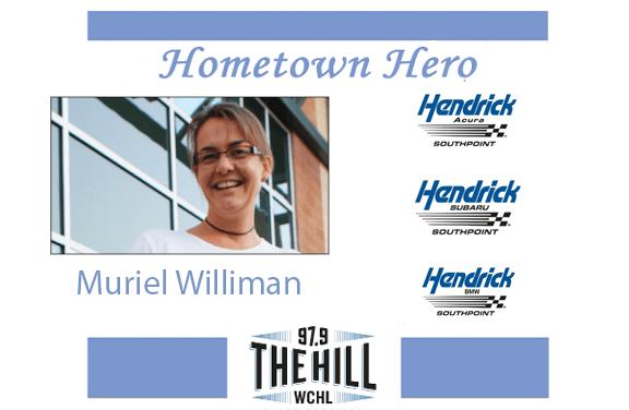 Hometown Hero: Muriel Williman