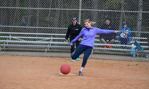 Healthiest You Kickball Game 4-11-18