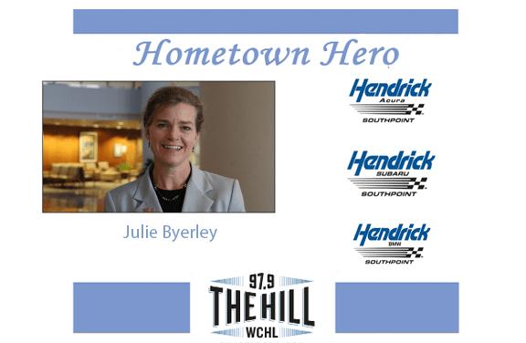 Hometown Heroes: Julie Byerley
