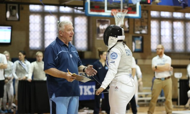 Ron Miller Retires After 51 Years as UNC Fencing Head Coach