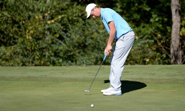 Ben Griffin Shoots a 67 in First Round of ACC Men's Golf Championship