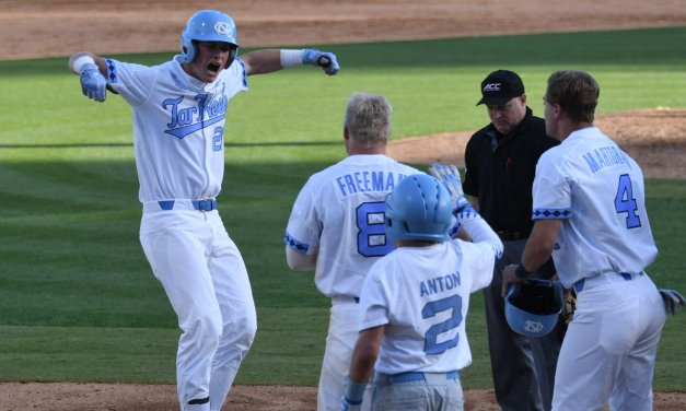 Tar Heels Rally in 10th Inning to Defeat Georgia Tech, Clinch Series Victory