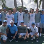 Tar Heels Sweep Miami 4-0 to Claim Share of ACC Men's Tennis Regular Season Crown