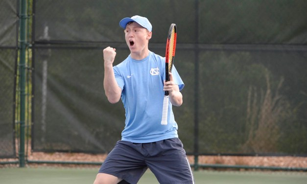 Tar Heels Earn Spot in ACC Men's Tennis Tournament Final After Dominating Florida State