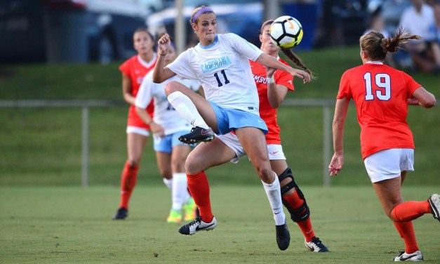 Emily Fox, Brianna Pinto Each Invited to United States U-20 National Team Training