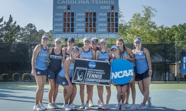 Women's Tennis: UNC Sweeps Mississippi State to Advance to NCAA Tournament Round of 16