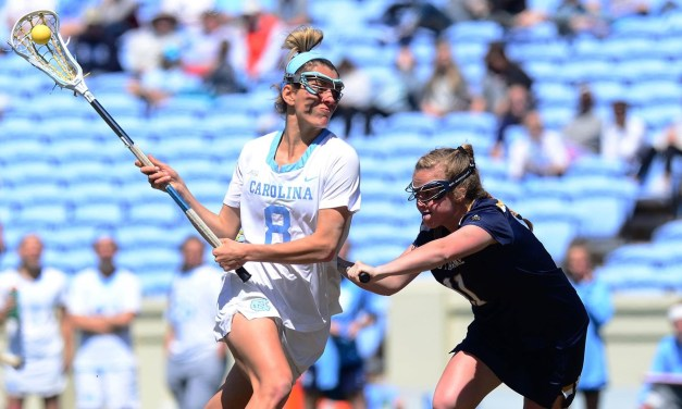 UNC Women's Lacrosse Places Four Players on Inside Lacrosse All-American Teams