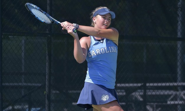 Makenna Jones Named ITA Carolina Region Player to Watch