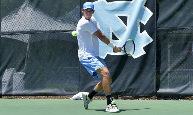 Benjamin Sigouin Tabbed as ITA Carolina Region Rookie of the Year