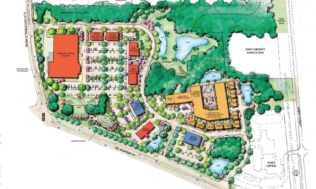 Revised Lloyd Farm Proposal Submitted to Carrboro