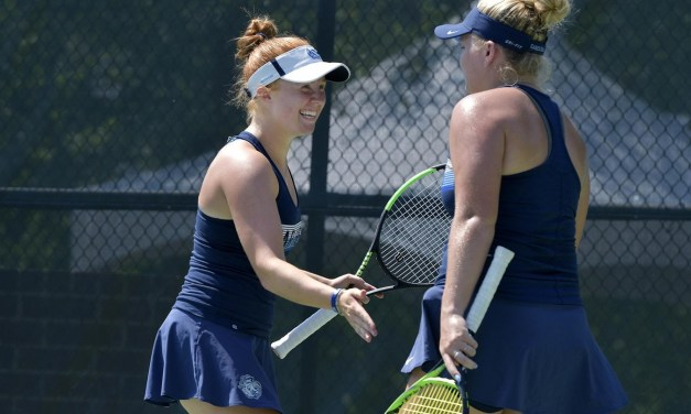 Sara Daavettila, Alle Sanford Qualify as Alternates, then Advance in NCAA Women's Doubles Tournament