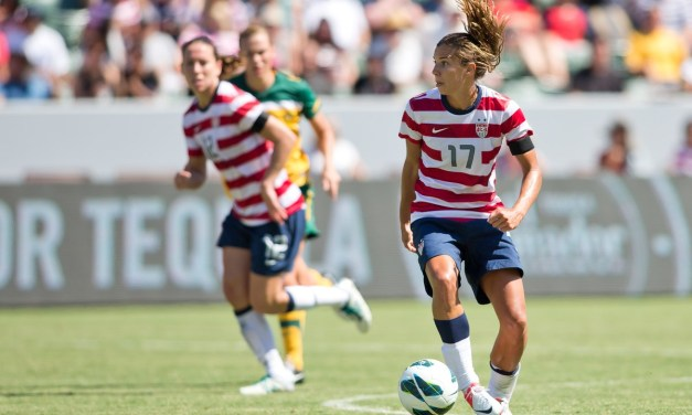 Four Former Tar Heels on US Women's National Soccer Team Roster for June Friendlies