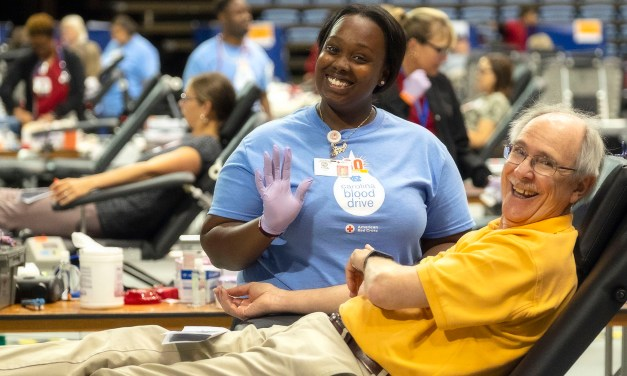 30th Annual Carolina Blood Drive Photo Gallery