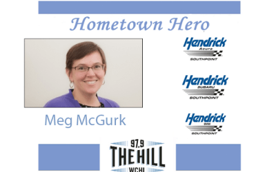 Hometown Hero: Meg McGurk