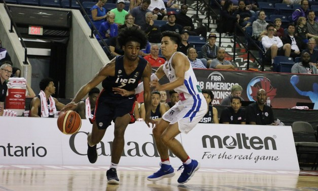 Coby White Pours in 15 Points in Team USA's Blowout Win Over Puerto Rico in FIBA Americas U-18 Championship