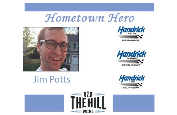 Hometown Hero: Jim Potts