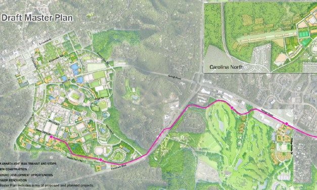 New UNC Master Plan Looks at Future School Space