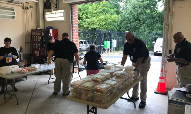 Community Outreach Helps Orange County Sheriff's Office Give Back