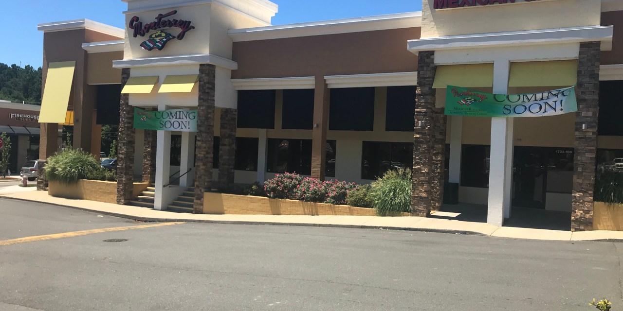 Monterrey Mexican Restaurant Moves Chapel Hill Locations