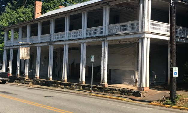 Hillsborough to Hold Public Hearing on Colonial Inn Rezoning