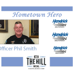 Hometown Hero: Chapel Hill Police Officer Phil Smith