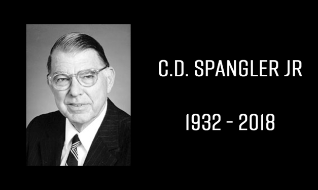 One on One: Dick Spangler, Goodbye and Thank You