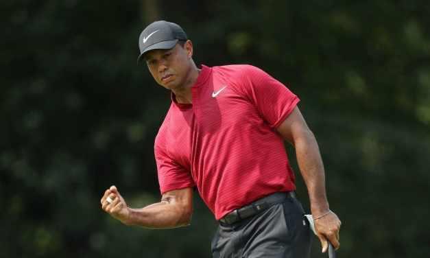 Chansky's Notebook: Tiger Winning Us Back