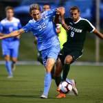 Men's Soccer: Tar Heels Roll Past Stetson in Second Exhibition Game
