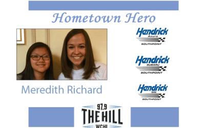 Hometown Hero: Meredith Richard