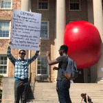 Silent Sam Opponents Protest Police Brutality on UNC Campus
