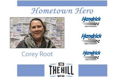 Hometown Hero: Corey Root