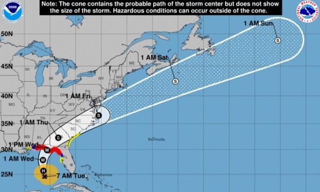 Storm-Weary North Carolina Braces for Michael