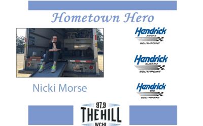 Hometown Hero: Nicki Morse
