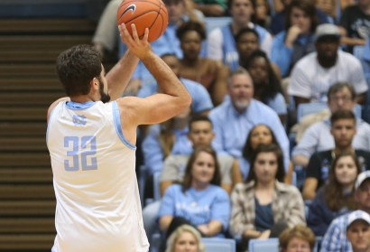 Luke Maye Named Preseason All-America