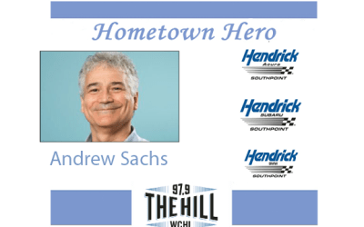Hometown Hero: Andrew Sachs