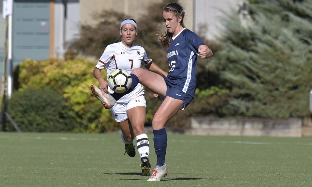 NCAA Women's Soccer Tournament: UNC Picks Up 4-0 Victory Over Howard in First Round