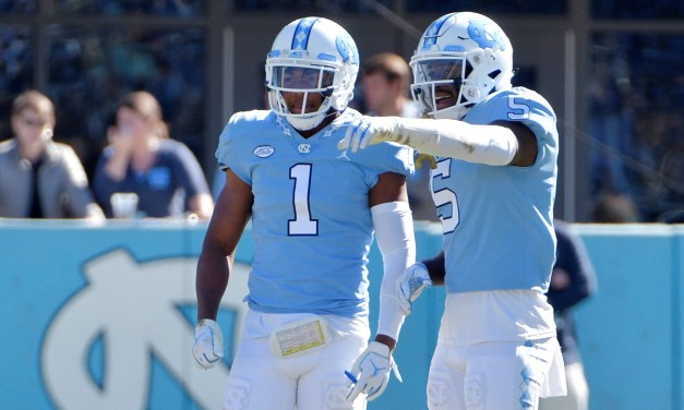 Western Carolina Provides UNC Football Team With Prime Opportunity to Get a Win This Week