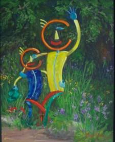 Jane Lamm - Garden Friends