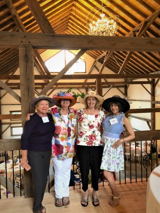 Brenda Lazarus, Debbie DiSabatino, Gail Norwood, Daphne McLeod