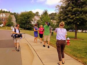 HGTV's House Hunters Chapel Hill NC