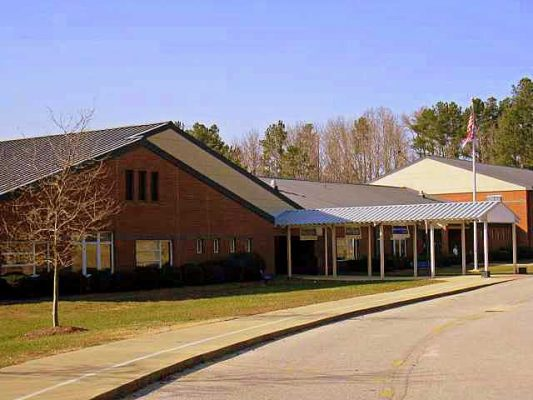 Perry Harrison the elementary school for Briar Chapel
