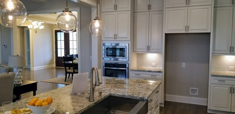 kitchen with options